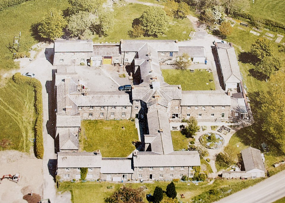 llanfyllin workhouse