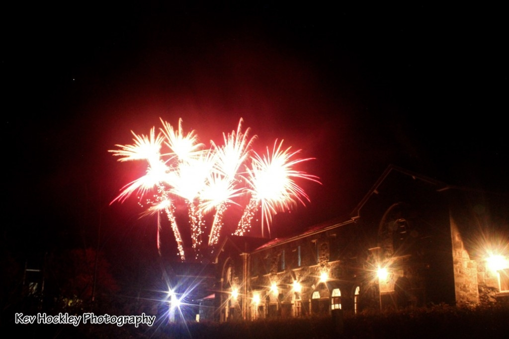 Fireworks above the workhouse 01